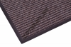 Резиновый коврик коричневый